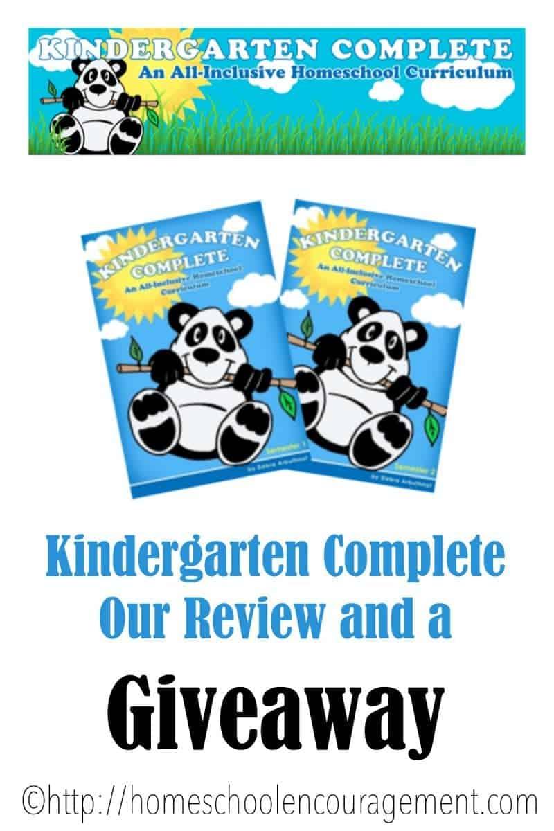 Kindergarten Complete Review