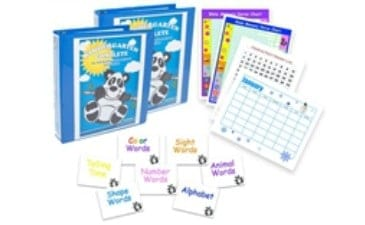 Kindergarten Complete Homeschool Curriculum by Debra Arbuthnot