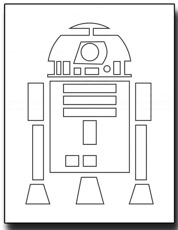 free star wars inspired coloring pages 19 in all single download no strings