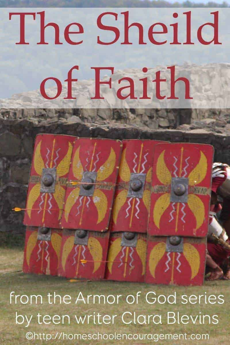 Sheild of Faith - PIN