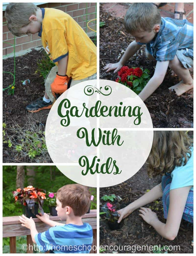 Kids of all ages can help out in the garden and when they do, they can a sense of ownership and accomplishment. Take a look at 25+ ways to have your kids help in the garden.