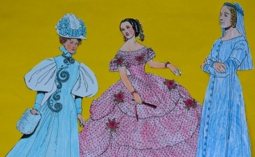 The Benefits of Paper Dolls for Children