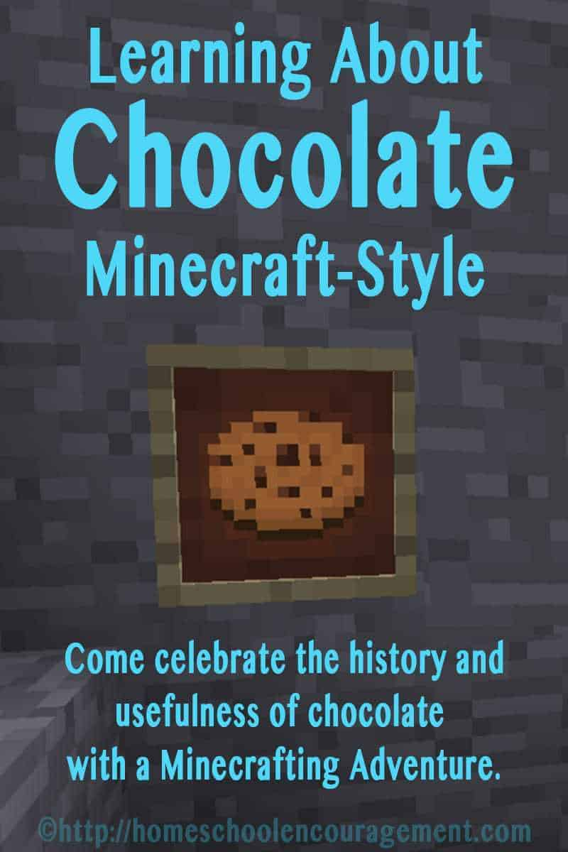 Chocolate day is officially July 7th but don't you think chocolate can be enjoyed anytime? Come learn about the history of chocolate, enjoy a chocolate Minecrafting adventure together, and find 25 other awesome ways to celebrate chocolate!e!