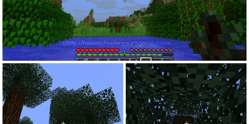 Teaching Your Kids a Strategic Planning Process with Minecraft