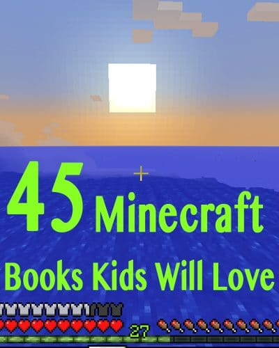 45 Minecraft Books Kids Will Love