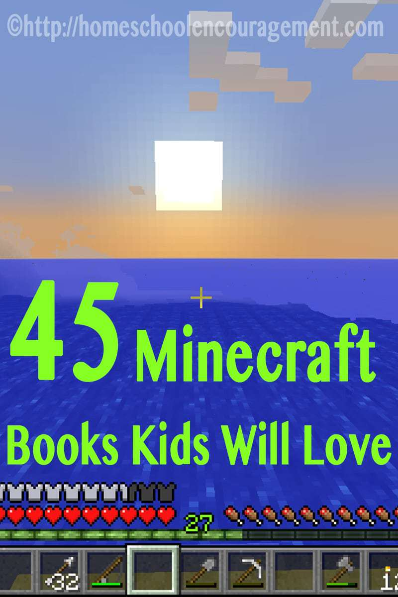 Looking for a comprehensive list of Minecraft books. Here's a great list that will help you find fiction, non-fiction, how-to, craft books, coloring books, and more. Your kids are sure to love these books!