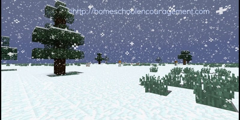 Minecraft Writing Prompts - Scenic prompts for daily journaling or short stories.