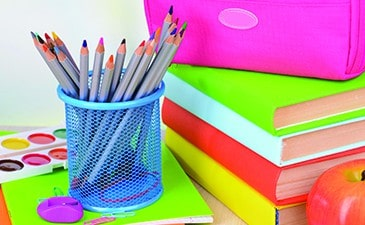 Back to School - homeschool / school supplies