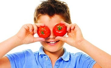 Healthy Eating: 4 Ways to get your Kids on Board