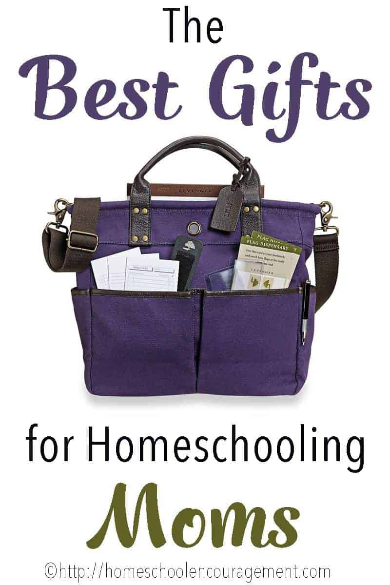 Best Gifts for Homeschooling Moms