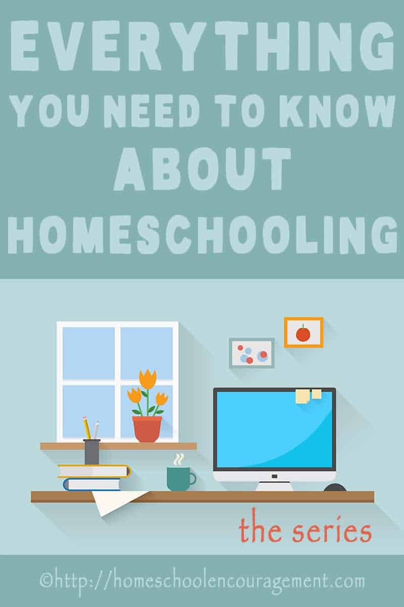Everything you need to know about homeschooling for Things you need for a house