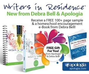 Apologia Writers In Residence