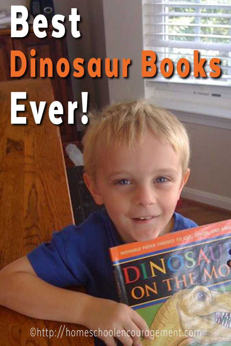 Best Dinosaur Books Ever! Collection of the very best