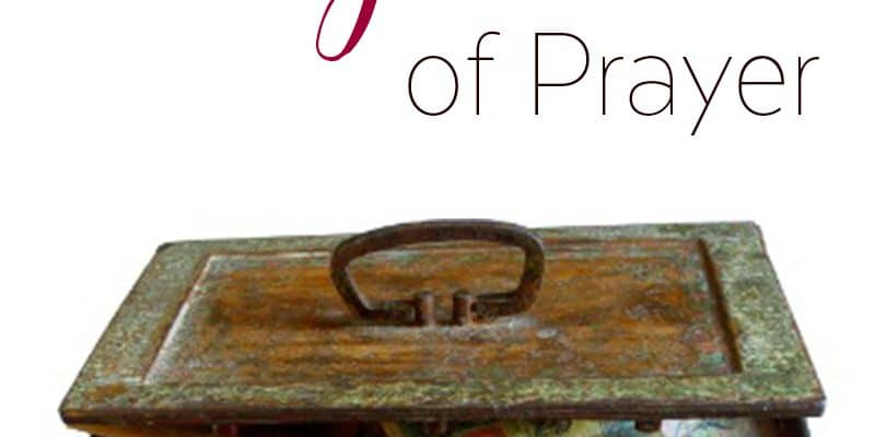 Leaving Your Children a Legacy of Prayer: Free Printable Prayer Journals