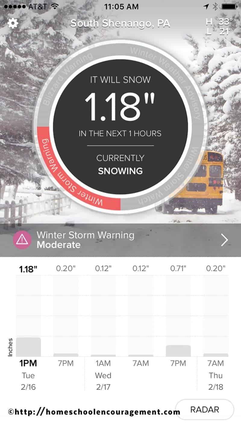 SnowCastApp