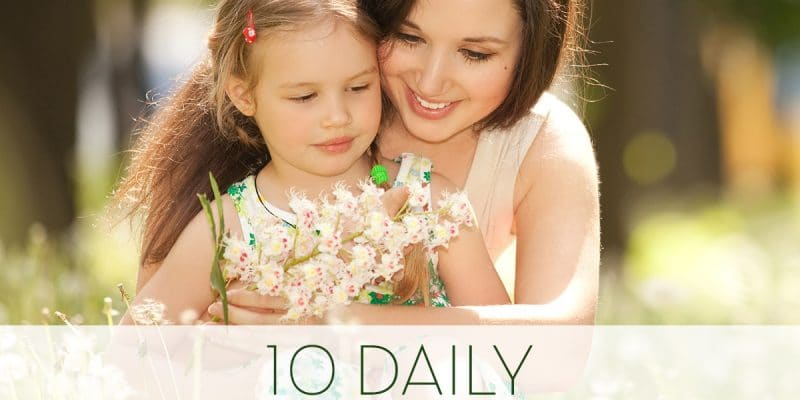 10 Daily Acts of Kindness