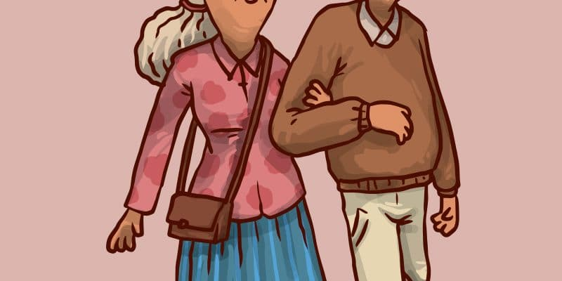 Cherishing the Elderly and Valuing Life
