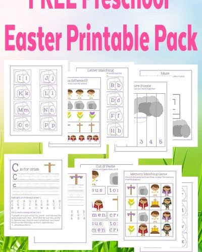 PreK Easter Printable Pack copy