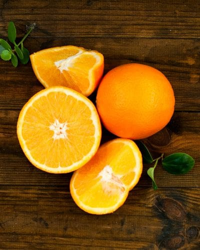 Essential Oils recipe - DIY Orange Oil Cleaner for wood.