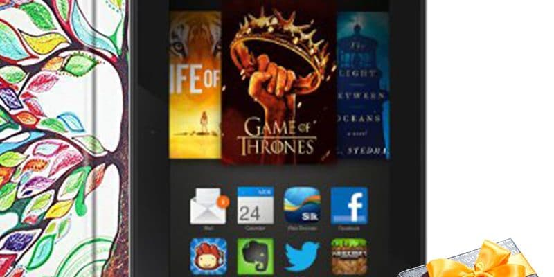 Why using Ebooks for Curriculum Rocks! (Kindle Fire Giveaway!)