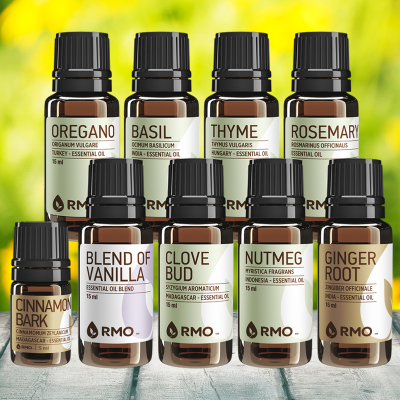 Rocky Mountain Oils - Sweet and Savory Set