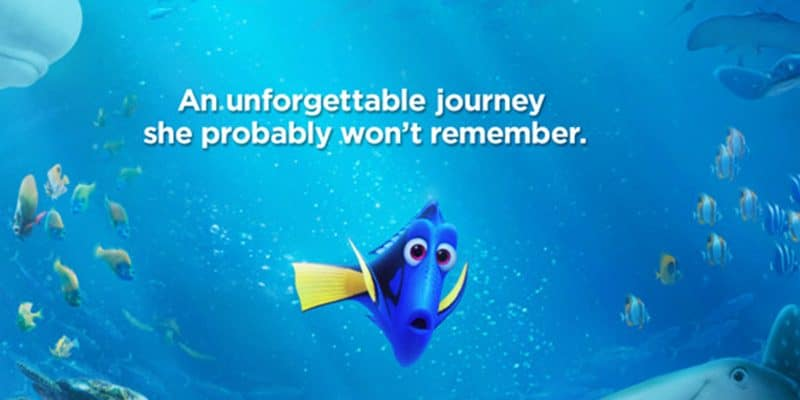 Review of Finding Dory By Disney and Pixar