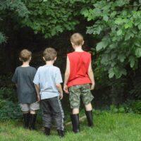 Creeking with Kids