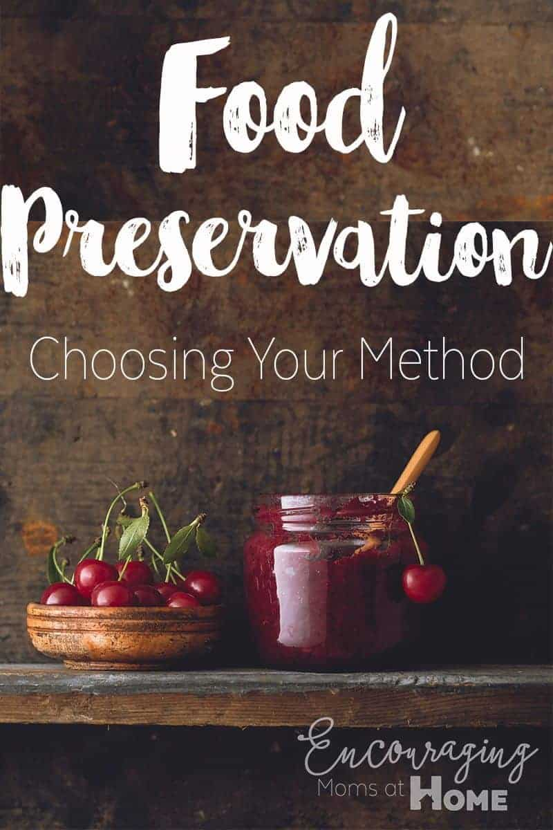 How to choose a food preservation method how to choose the right food preservation method forumfinder