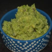 Have Tableside Guacamole at Home