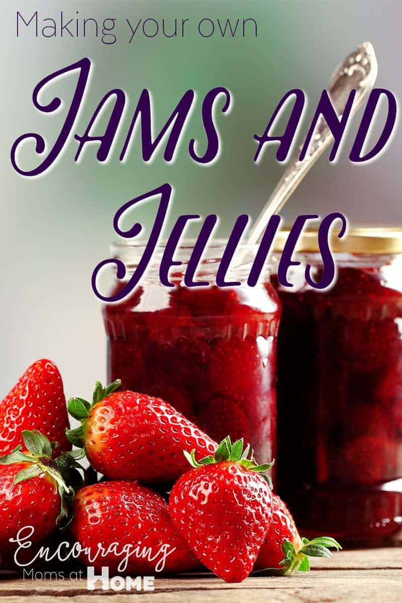 Do you know the difference between jam and jelly? Here are tips for making your own.