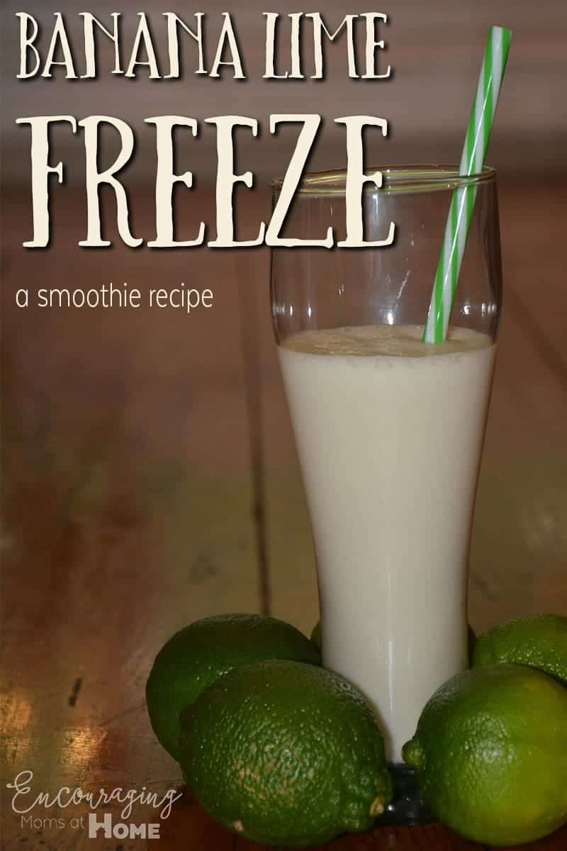 banana-lime-freeze-smoothie-recipe