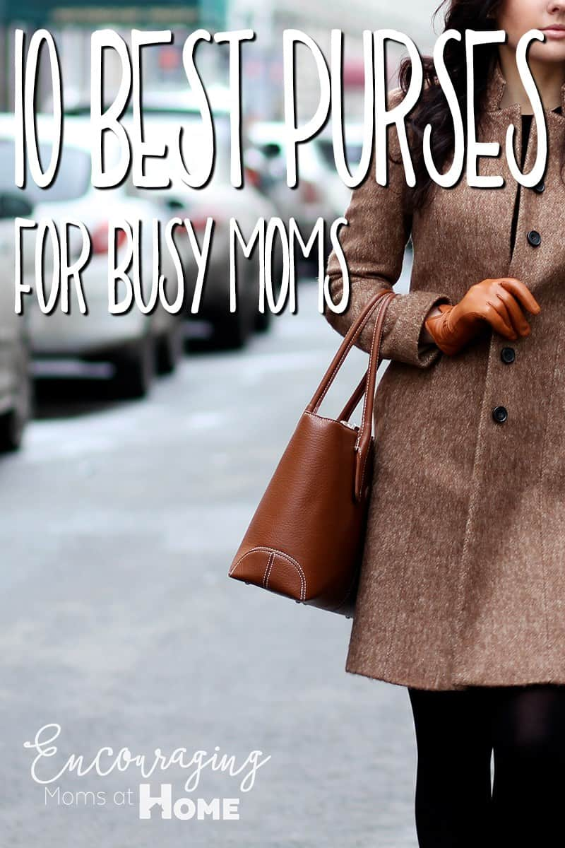 Best purses for busy moms.