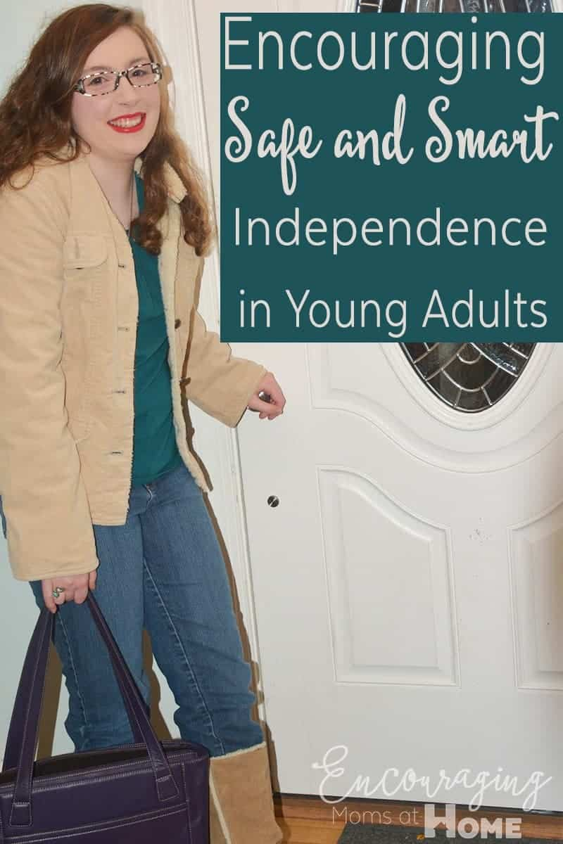 Looking for ways to encourage your teens to be safe and smart as they become more independent?  Here are 10 tips to help them as they become young adults