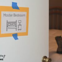 Moving Yourself - Room Labels
