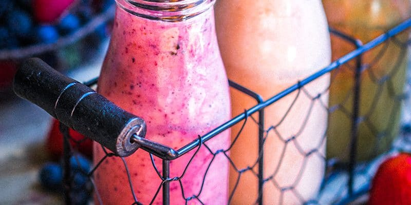 The Ten Day Smoothie Challenge