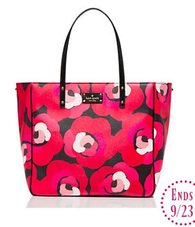 Kate Spade purse giveaway