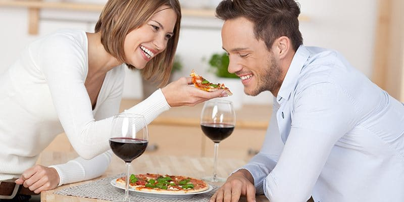 Date Your Spouse: Tips for a Date Night at Home When You Can't Go Out