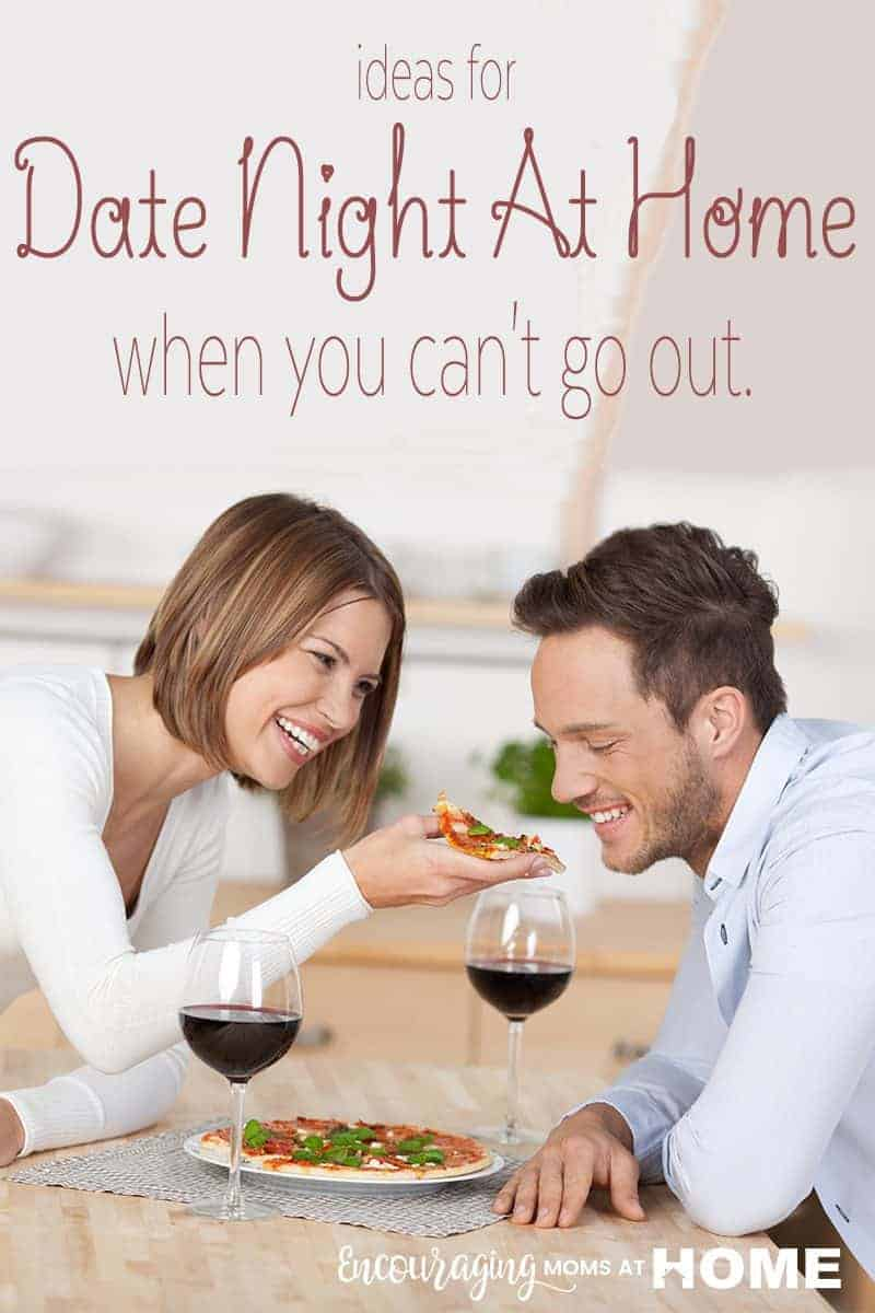 Date nights can be special times for married couples. It's just not always possible to leave the house. Did you know that successful date nights can happen at home with a little planning? Here are some great tips for date nights at home.