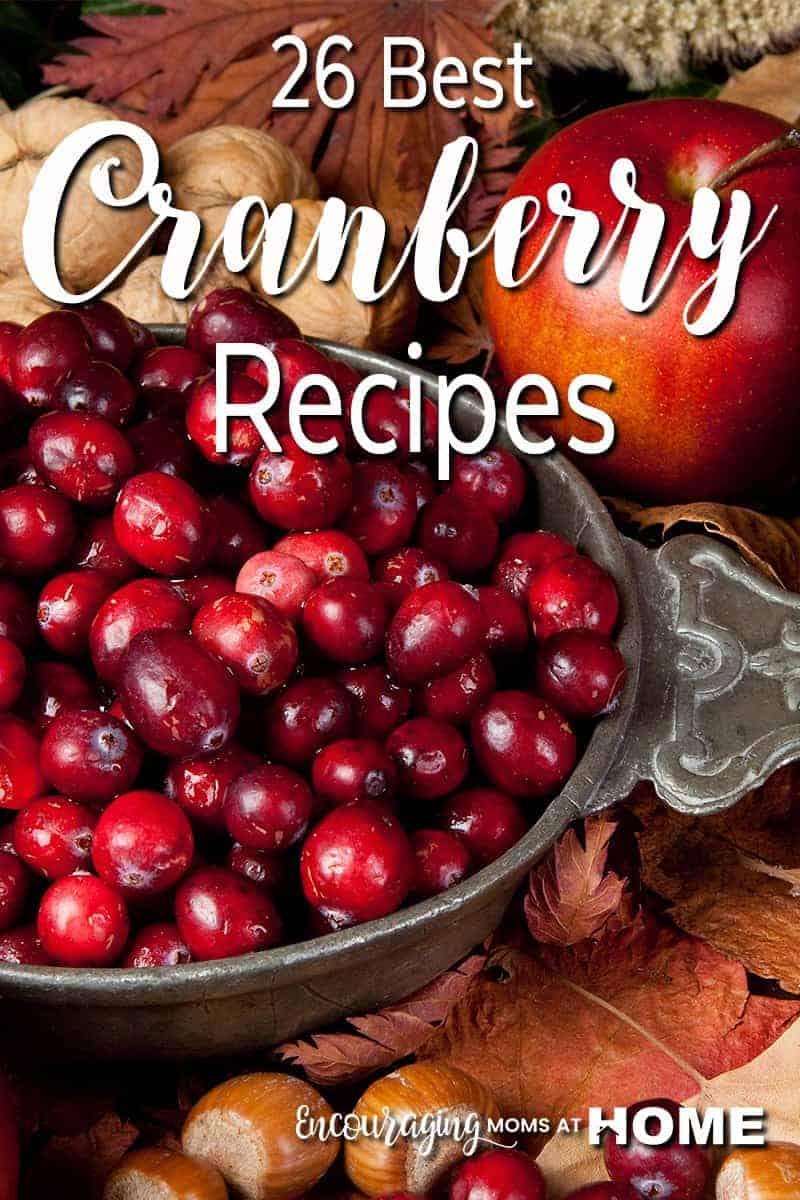 awesome unique cranberry recipes