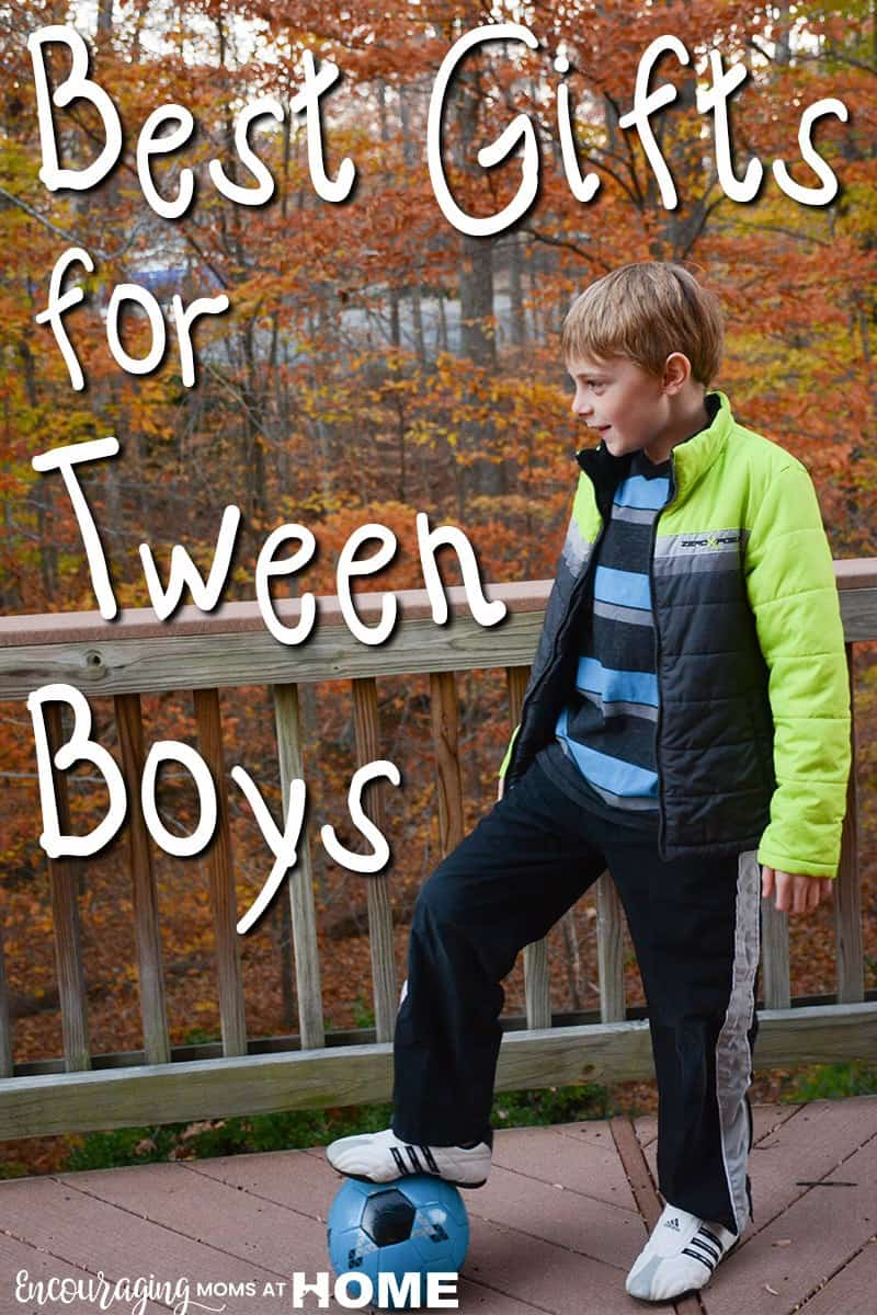 Awesome Gifts for Tween Boys