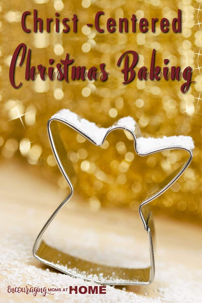 Did you know that your Christmas baking can celebrate Christ?  Take a look at these great resources for focusing on Jesus as you bake this holiday season.