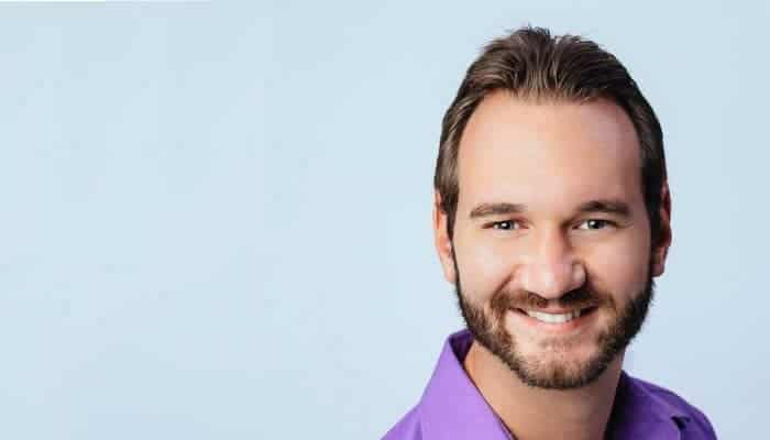 Nick Vujicic at Great Homeschool Conventions