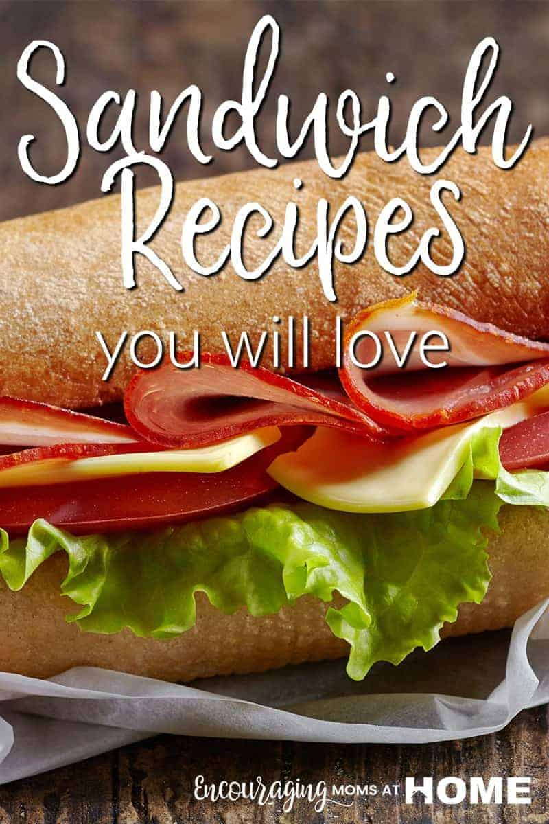 Sandwiches for every occasion - a huge list of sandwiches you will love to bring variety to your sandwich laden life.