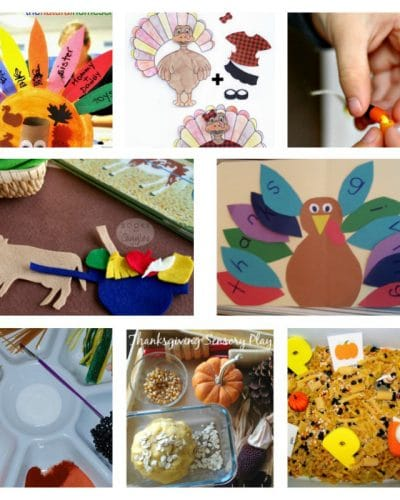 Kids Activities for Thanksgiving