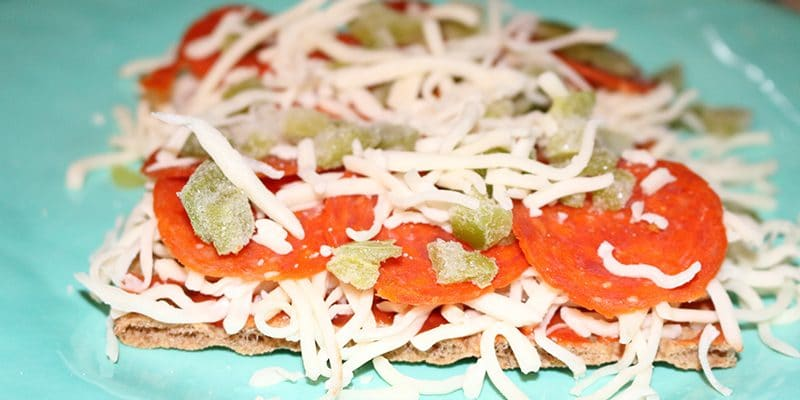 Trim Healthy Mama Pizza Recipe