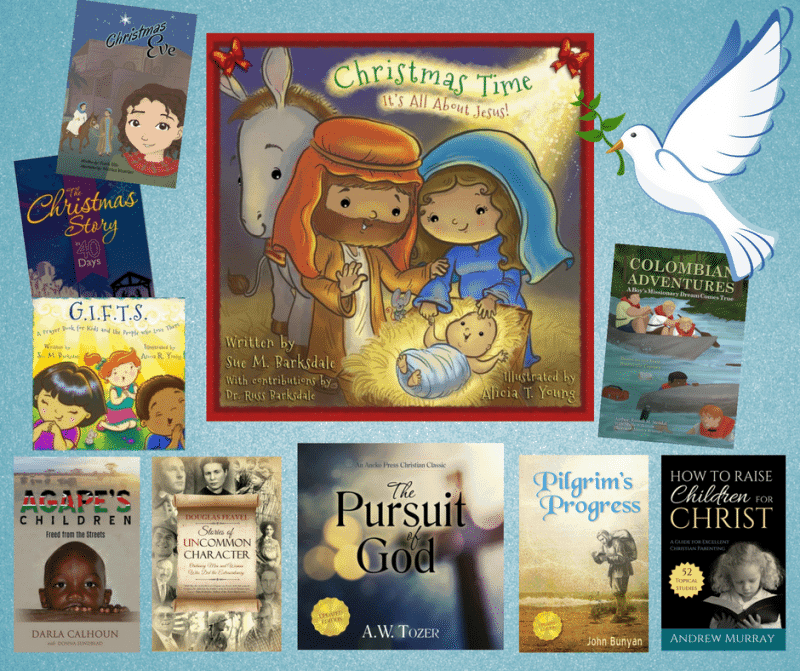 Keeping Christ in Christmas Giveaway