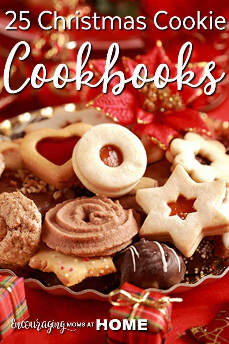 Christmas Cookie Cookbooks you will love