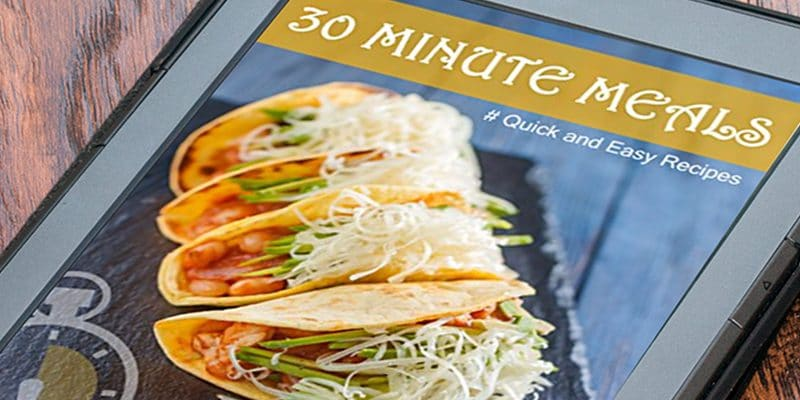 Free Cookbooks for Moms who Cook at Home - for Kindle