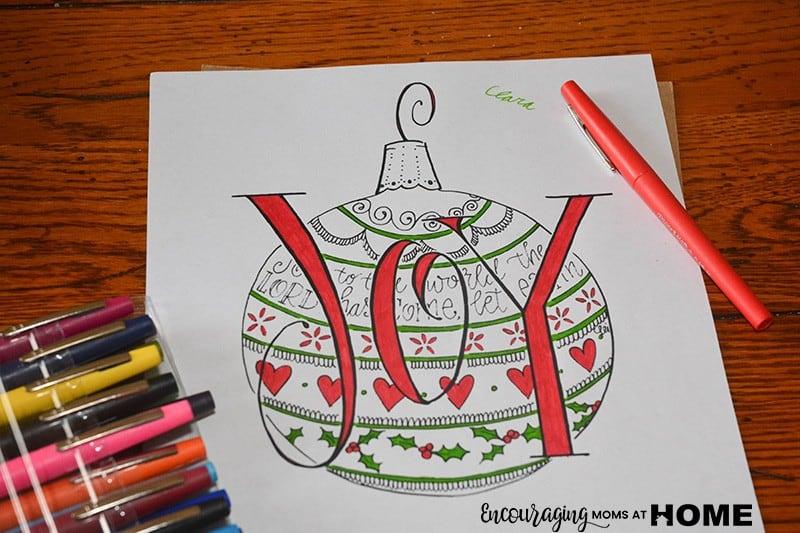 joy-coloring-page