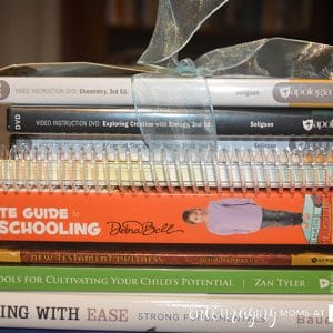 Huge Homeschool Moms Giveaway